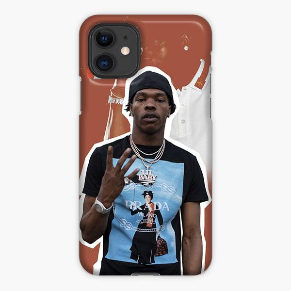 Custodia Cover iphone 11 Pro Max Lil Baby Dababy Baby