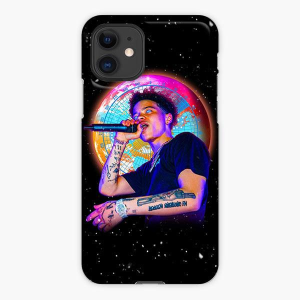 Custodia Cover iphone 11 Pro Max Lil Mosey Galaxy