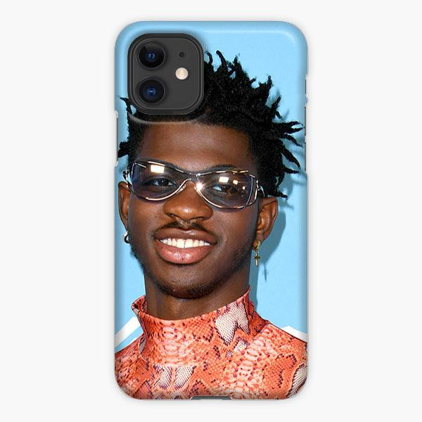 Custodia Cover iphone 11 Pro Max Lil Nas X Close Up