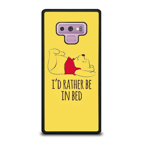 coque custodia cover fundas hoesjes j3 J5 J6 s20 s10 s9 s8 s7 s6 s5 plus edge D39011 QUOTES WINNIE THE POOH Samsung Galaxy Note 9 Case