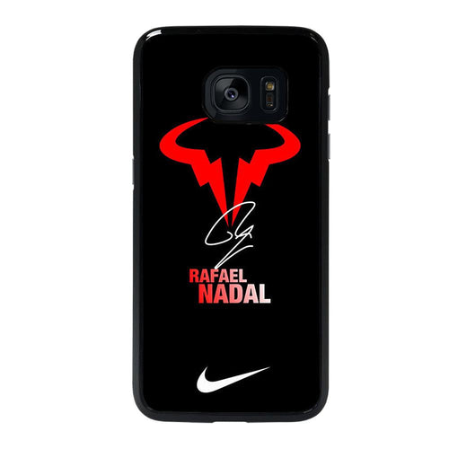 coque custodia cover fundas hoesjes j3 J5 J6 s20 s10 s9 s8 s7 s6 s5 plus edge D39037 RAFAEL NADAL TENNIS Samsung galaxy s7 edge Case