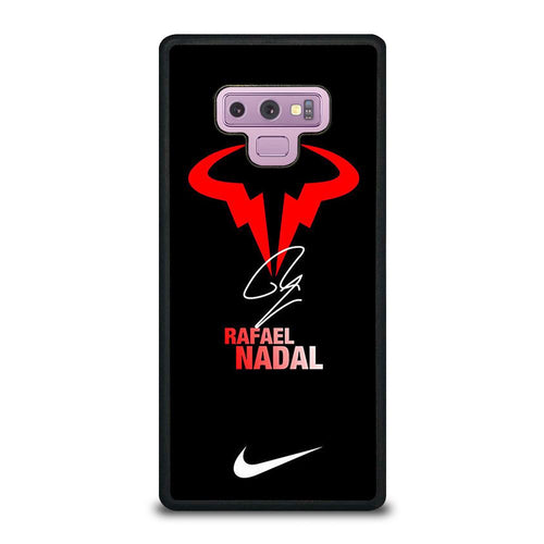 coque custodia cover fundas hoesjes j3 J5 J6 s20 s10 s9 s8 s7 s6 s5 plus edge D39028 RAFAEL NADAL TENNIS Samsung Galaxy Note 9 Case