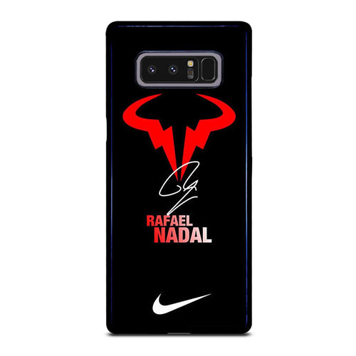 coque custodia cover fundas hoesjes j3 J5 J6 s20 s10 s9 s8 s7 s6 s5 plus edge D39027 RAFAEL NADAL TENNIS Samsung Galaxy Note 8 Case