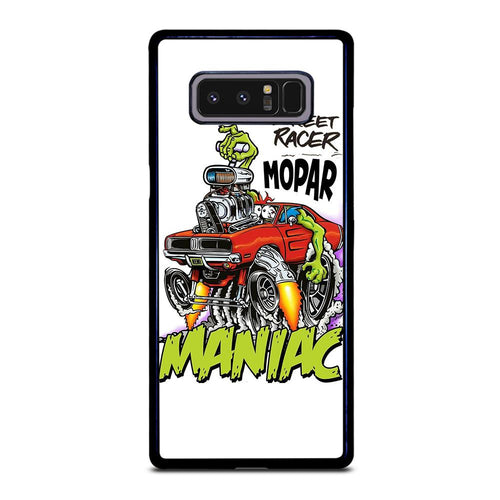 coque custodia cover fundas hoesjes j3 J5 J6 s20 s10 s9 s8 s7 s6 s5 plus edge D39112 RAT FINK MOPAR MANIAC Samsung Galaxy Note 8 Case