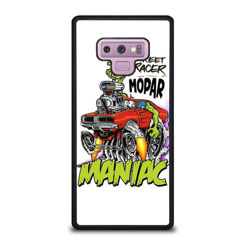 coque custodia cover fundas hoesjes j3 J5 J6 s20 s10 s9 s8 s7 s6 s5 plus edge D39113 RAT FINK MOPAR MANIAC Samsung Galaxy Note 9 Case