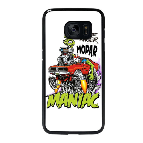 coque custodia cover fundas hoesjes j3 J5 J6 s20 s10 s9 s8 s7 s6 s5 plus edge D39122 RAT FINK MOPAR MANIAC Samsung galaxy s7 edge Case