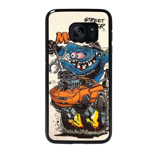 coque custodia cover fundas hoesjes j3 J5 J6 s20 s10 s9 s8 s7 s6 s5 plus edge D39140 RAT FINK MOPAR STREET RACERS Samsung galaxy s7 edge Case