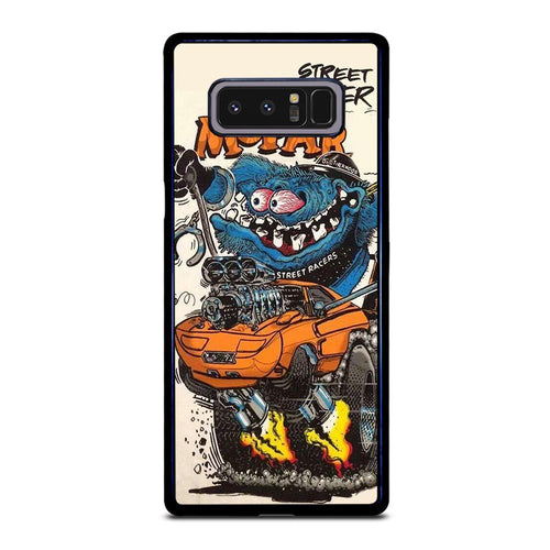 coque custodia cover fundas hoesjes j3 J5 J6 s20 s10 s9 s8 s7 s6 s5 plus edge D39130 RAT FINK MOPAR STREET RACERS Samsung Galaxy Note 8 Case