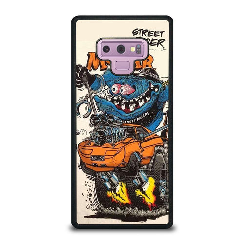 coque custodia cover fundas hoesjes j3 J5 J6 s20 s10 s9 s8 s7 s6 s5 plus edge D39131 RAT FINK MOPAR STREET RACERS Samsung Galaxy Note 9 Case