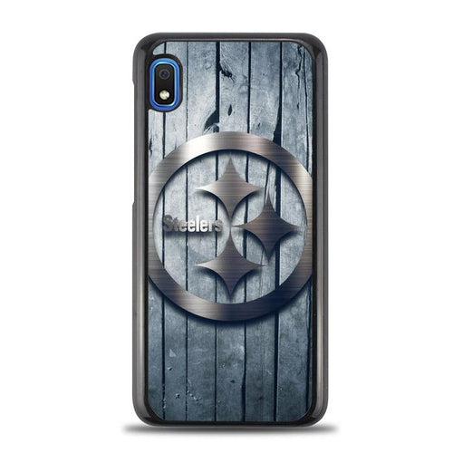 coque custodia cover fundas hoesjes j3 J5 J6 s20 s10 s9 s8 s7 s6 s5 plus edge B32093 Pittsburgh Steelers FF0388a Samsung Galaxy A10e Case