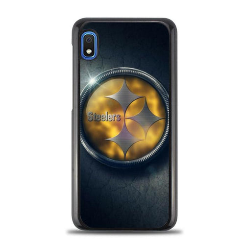 coque custodia cover fundas hoesjes j3 J5 J6 s20 s10 s9 s8 s7 s6 s5 plus edge B32101 Pittsburgh Steelers FF0483 Samsung Galaxy A10e Case