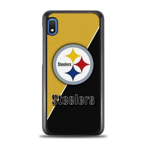 coque custodia cover fundas hoesjes j3 J5 J6 s20 s10 s9 s8 s7 s6 s5 plus edge B32109 Pittsburgh Steelers FF0485 Samsung Galaxy A10e Case