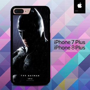 The Batman O0748A custodia cover iPhone 7 Plus , iPhone 8 Plus