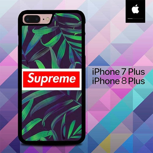 Beautiful Of Supreme O0898 custodia cover iPhone 7 Plus , iPhone 8 Plus