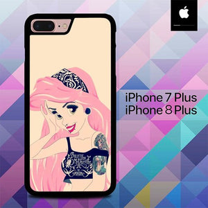 Ariel Modise Punk O3076 custodia cover iPhone 7 Plus , iPhone 8 Plus