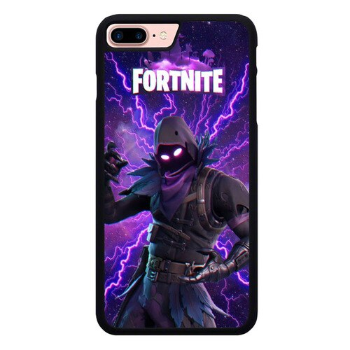 Fortnite Raven O7405 custodia cover iPhone 7 Plus , iPhone 8 Plus