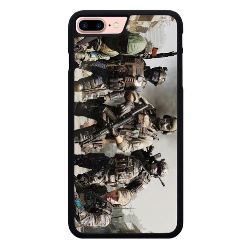 Call of Duty eSports O7421 custodia cover iPhone 7 Plus , iPhone 8 Plus