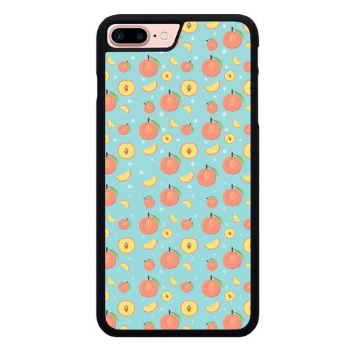 Apple Paterns O7427 custodia cover iPhone 7 Plus , iPhone 8 Plus