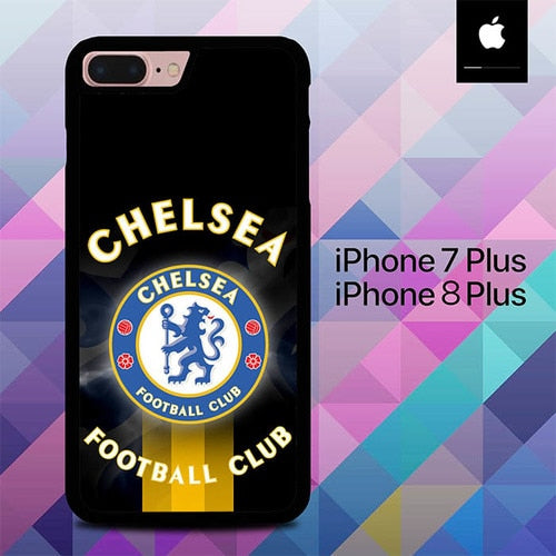 Chelsea FC O7469 custodia cover iPhone 7 Plus , iPhone 8 Plus