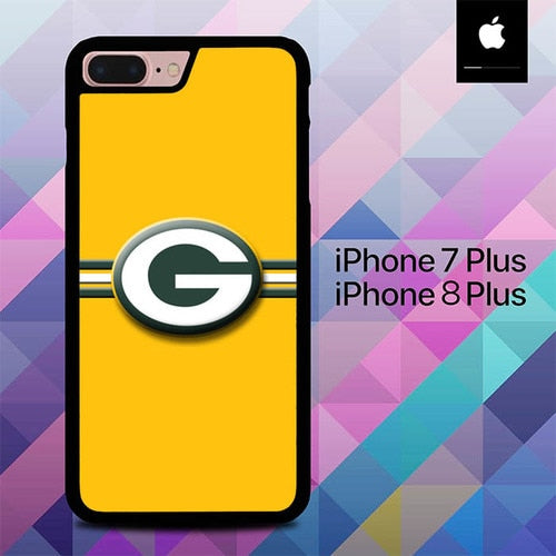Green Bay Packers O7573 custodia cover iPhone 7 Plus , iPhone 8 Plus