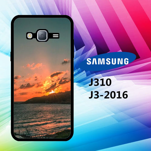 custodia cover J3 2016 J310 J3 2017 J330 J5 2016 J510 J5 2017 J530 case S2059 sunset wallpaper 201kL6
