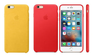 cover gialla iphone 6