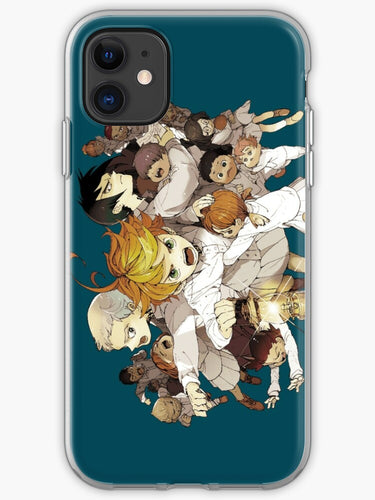 cover iphone 11 promised neverland