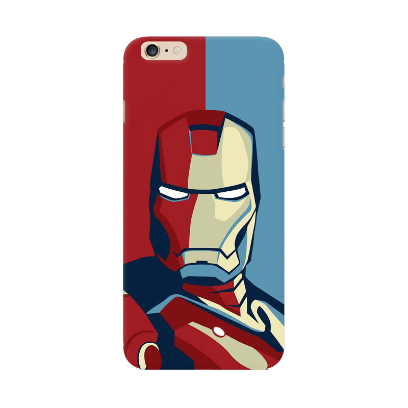 cover iphone 6 iron man