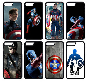 cover iphone 6 marvel