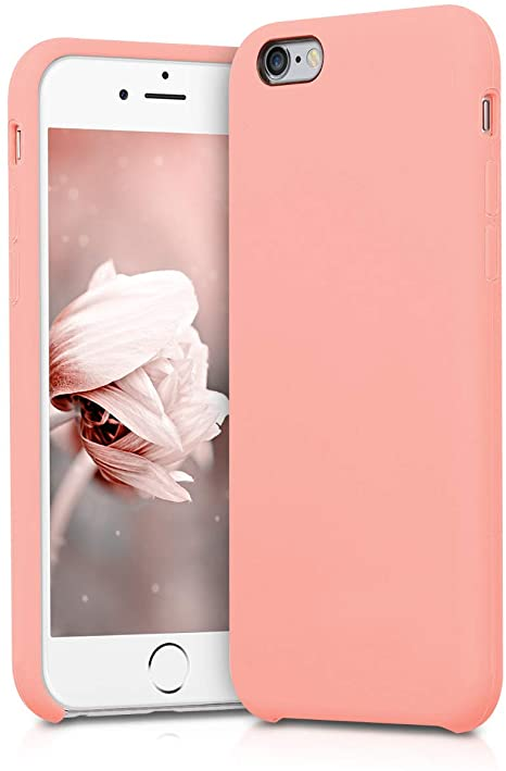 cover iphone 6 rosa apple