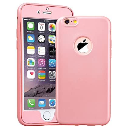 cover iphone 6 silicone morbido