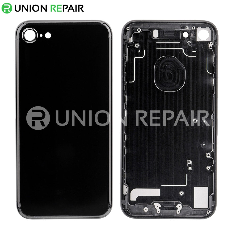 cover iphone 7 jet black