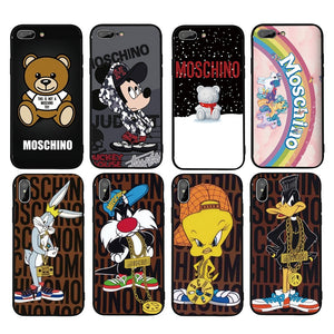 cover iphone 8 plus moschino