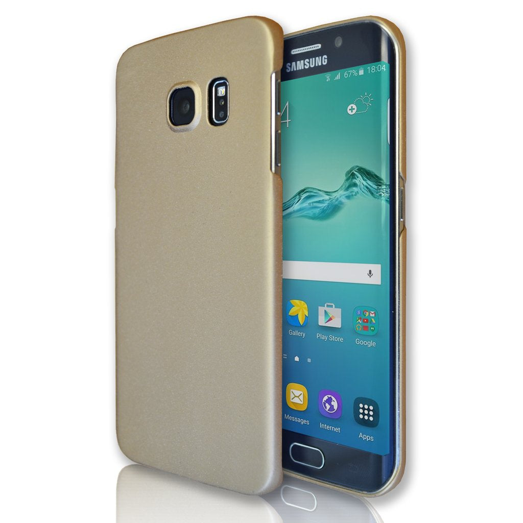 cover samsung galaxy s6 gold