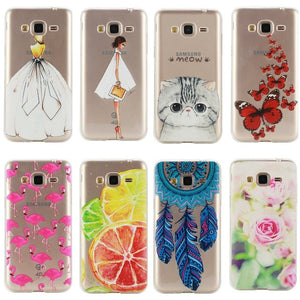 cover samsung j3 2016 in silicone