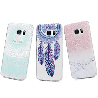 cover samsung s7 edge silicone - flemt