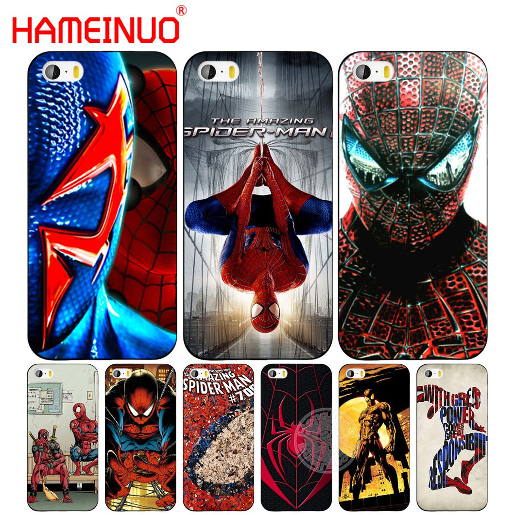 cover spider man iphone 4s