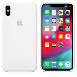 custodia iphone xs max silicone