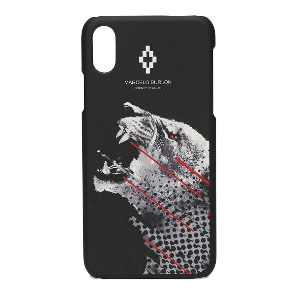 custodia marcelo burlon iphone x