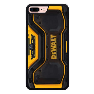 DEWALT JOBSITE RADIO X00049 custodia cover iPhone 7 Plus , iPhone 8 Plus