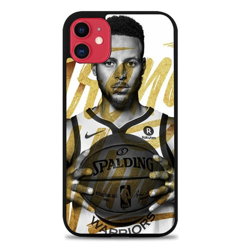 Custodia Cover iphone 11 pro max Stephen Curry X9283 Case