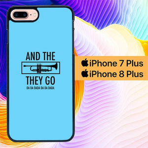 And They Go L1358 custodia cover iPhone 7 Plus , iPhone 8 Plus
