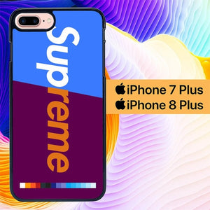 Supreme Colour 3 L2761 custodia cover iPhone 7 Plus , iPhone 8 Plus