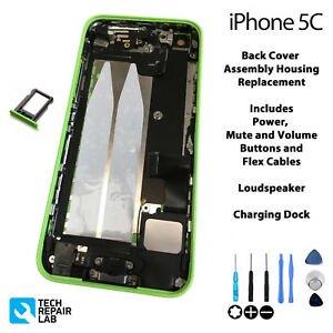 sostituire back cover iphone 5