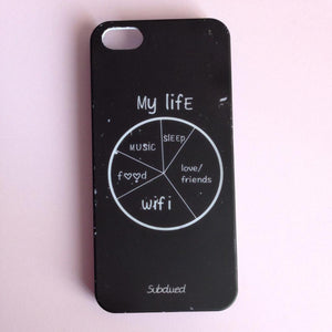 subdued cover iphone