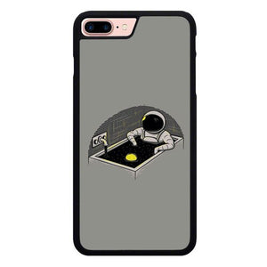 Astro Bathing P1933 custodia cover iPhone 7 Plus , iPhone 8 Plus