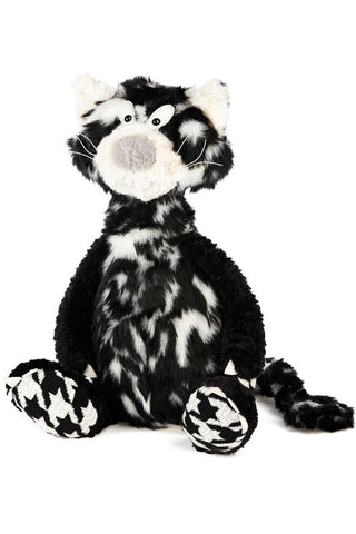 Cat Macchiato -Beasts designer plush toy by sigikid - 38057