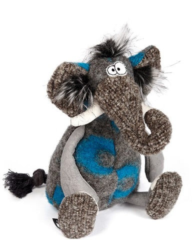 Pocken Paule (large) - designer plush toy elephant - Beasts by sigikid - 38246