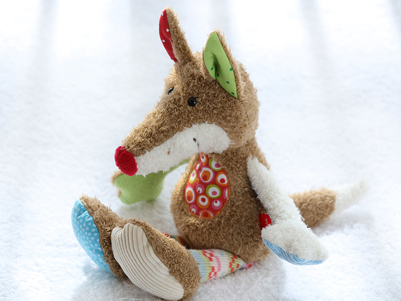 Patchwork Sweety Fox, small