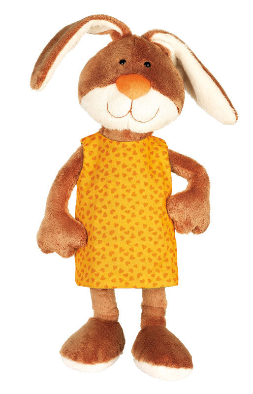 Bunny with Reversible Dress